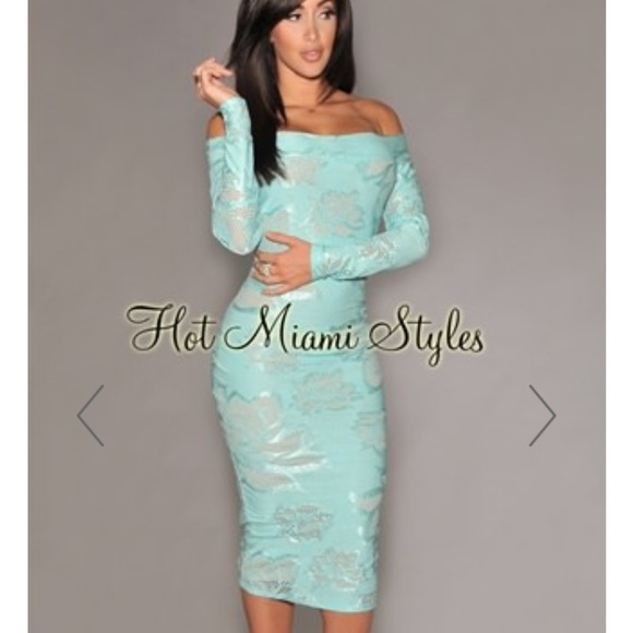 🔥🔥NWT Hot Miami Styles Dress! Sold out!🔥🔥 Boutique